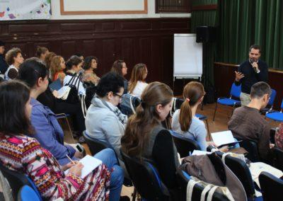 Conferință și Q&A – Gaspar Gyorgy – Avem nevoie de povești pentru a crește oameni mari