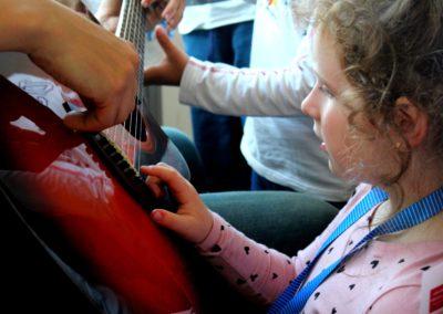 Atelier de lectură pentru copii nevăzători – Peter Pan