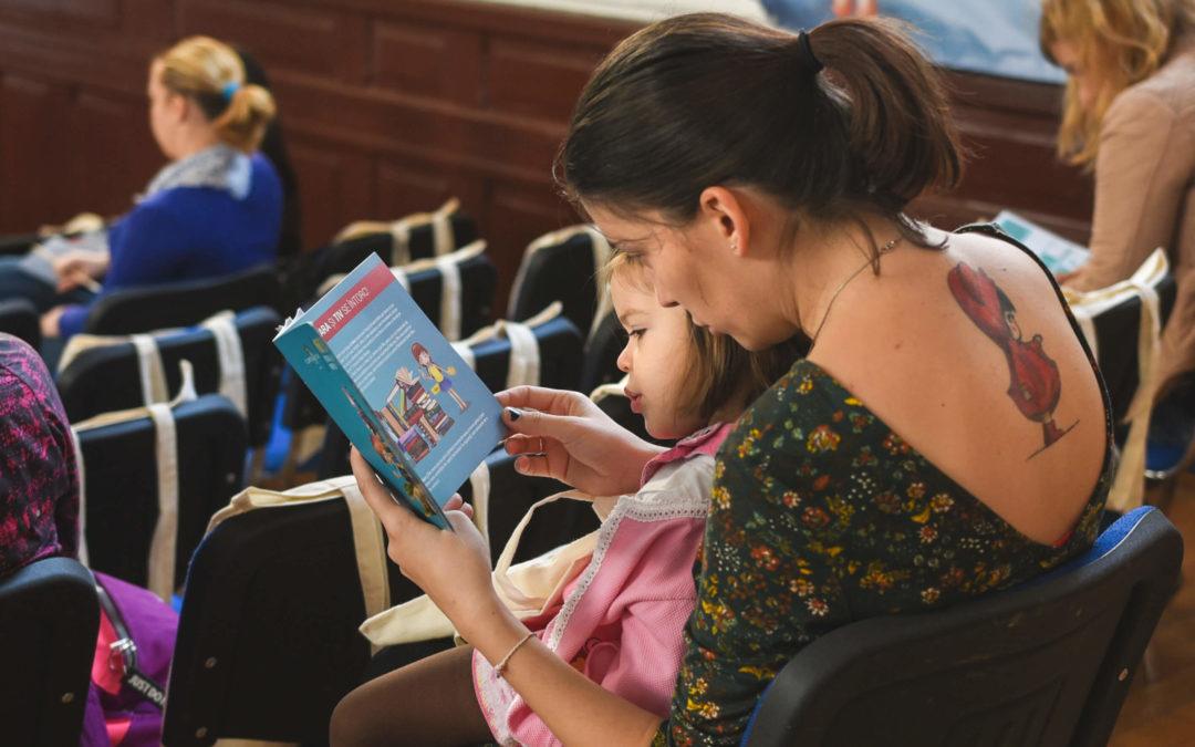 Cum dobândim obiceiul lecturii? (părinți)