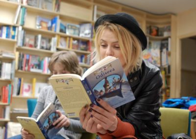 CONFERINȚĂ ȘI Q&A – Alan Cornish: Teachers's inspiration: literacy school programs around the world