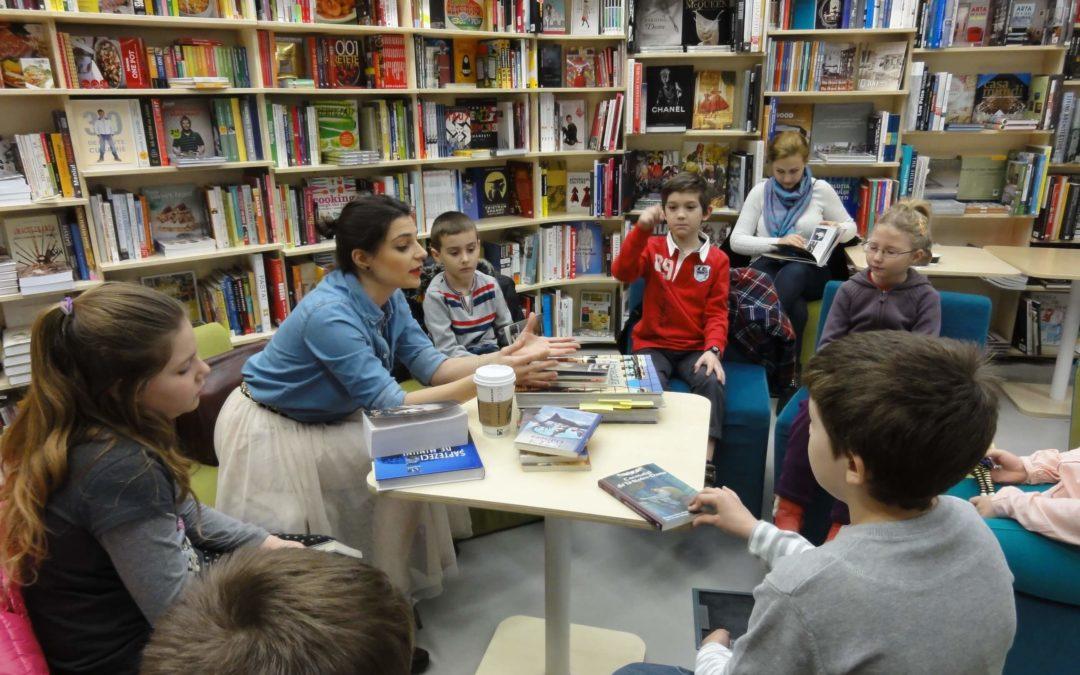 BOOKOPOLY – atelier de lectură pentru boardgameri